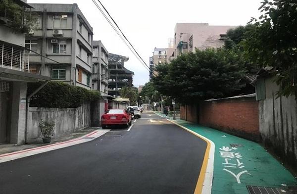 中正區潮洲街3巷 (施工後)